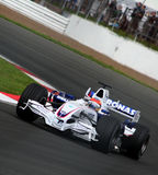 Formule 1, BMW Sauber Royalty-vrije Stock Foto