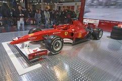 Formule 1 de Ferrari F10 Image stock