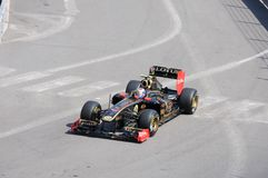 Formule 1 de Grand Prix Petrov van Monaco Stock Foto's