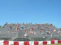 Formule 1 ras in Montreal Canada royalty-vrije stock foto's