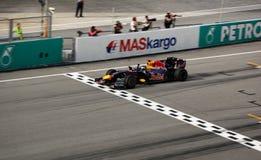 Formule 1 Sepang 2010 photos stock