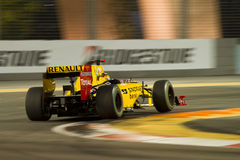 Formule 1 Singapore Stock Foto