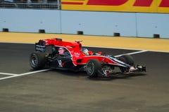 Formule 1 Singapour   Image stock