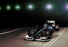Formule 1 vector illustratie