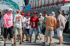 Formule 1 Photo stock