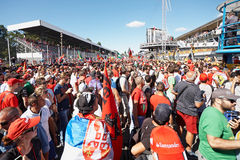 Formule 1 Photo stock