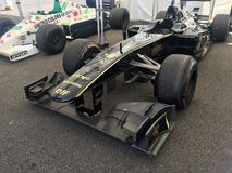 Formule 1 d'héritage - John Player Photo stock