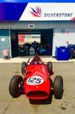 Formule de classique de Silverstone Photo libre de droits