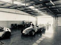 Formule de classique de Silverstone Images libres de droits