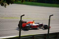 Formule 1 de Red Bull à Monza conduit par Daniel Ricciardo Photographie stock