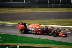 Formule 1 de Red Bull à Monza conduit par Daniel Ricciardo Photo stock