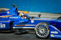 Formule E - Felix da Costa - Amlin Aguri Stock Afbeeldingen