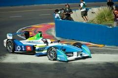Formule E - Jarno Trulli - Trulli Photographie stock libre de droits