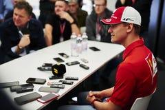Formule 1 Espagne Grand Prix photo stock