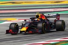 Formule 1 Espagne Grand Prix images libres de droits