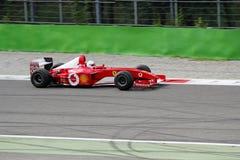 Formule 1 f2004 de Ferrari Image libre de droits