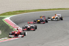 Formule 1 Grand prix Images stock