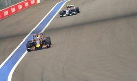 FORMULE 1 Grand Prix 2015 Stock Foto