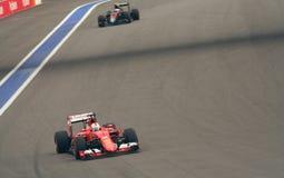 FORMULE 1 Grand Prix 2015 Stock Afbeeldingen
