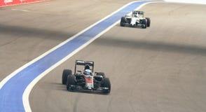 FORMULE 1 Grand Prix 2015 Royalty-vrije Stock Fotografie