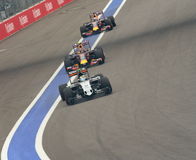 FORMULE 1 Grand prix 2015 Images stock