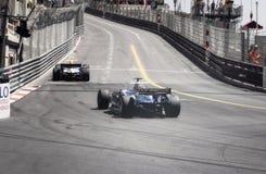 Formule 1 Grand prix du Monaco photos libres de droits