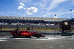 Formule 1 Grand Prix français 2019 photos libres de droits