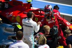 Formule 1 Grand Prix français 2019 images stock