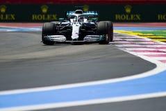 Formule 1 Grand Prix français 2019 image libre de droits