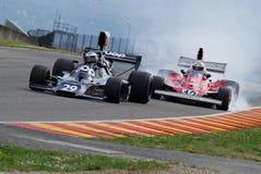 Formule 1 Historisch Festival Mugello 2008 Stock Foto