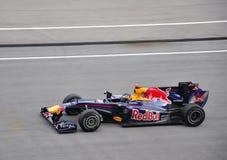 Formule malaisienne 1 Prix grand 2010 Image libre de droits