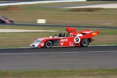 Formule 5000 raceauto in Phillip Island Classic 2017 Royalty-vrije Stock Foto