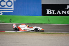 Formule Renault 2 0 courses de voiture à Monza Photos stock