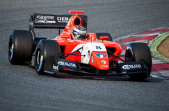 Formule Renault 3 5 V8 Stock Afbeeldingen