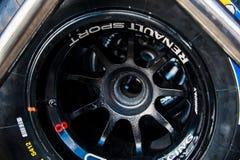 Formule Renault 3 5 V8 Stock Fotografie