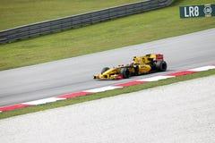 Formule 1 Sepang April 2010 Stock Afbeeldingen