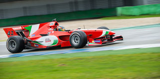 Formule A1 Team Italy Royalty-vrije Stock Foto's