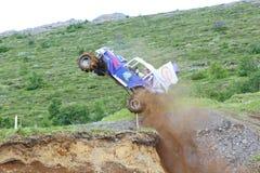 Formule 4x4 tous terrains Images stock