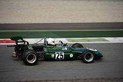 1971 Formule 2 van Brabham BT35 Stock Foto's