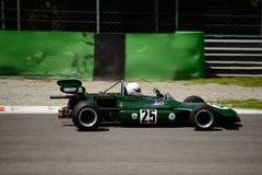 1971 Formule 2 van Brabham BT35 Stock Fotografie