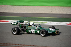 1971 Formule 2 van Brabham BT35 Royalty-vrije Stock Afbeeldingen