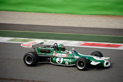 1971 Formule 2 van Brabham BT36 Royalty-vrije Stock Foto's