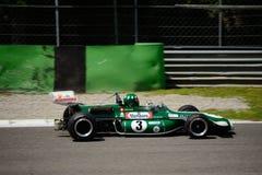 1971 Formule 2 van Brabham BT36 Royalty-vrije Stock Foto