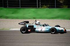 1971 Formule 2 van Brabham BT36 Royalty-vrije Stock Afbeeldingen