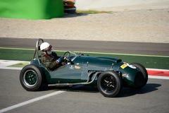 1953 Formule 2 van KuiperBristol MkII T23 auto Stock Foto's