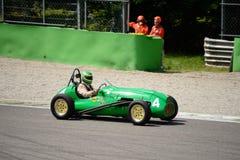 1953 Formule 2 van KuiperBristol MkII T23 auto Stock Foto
