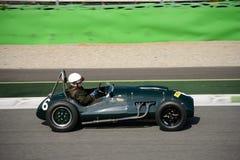 1953 Formule 2 van KuiperBristol MkII T23 auto Royalty-vrije Stock Afbeelding