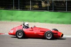 1957 Formule 1 van Maserati 250F CM5 auto Royalty-vrije Stock Foto
