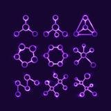 Formules structurelles brillantes des mol?cules