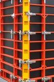 Formwork scaffolding Stock Image